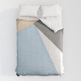 Minimal GeoShapes 1 Comforters