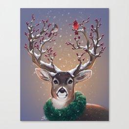Spirit of The Season Canvas Print