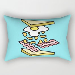 Sandwich Rectangular Pillow