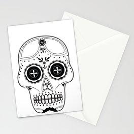 sugar_skull Stationery Cards