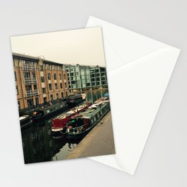 London Canal Stationery Cards