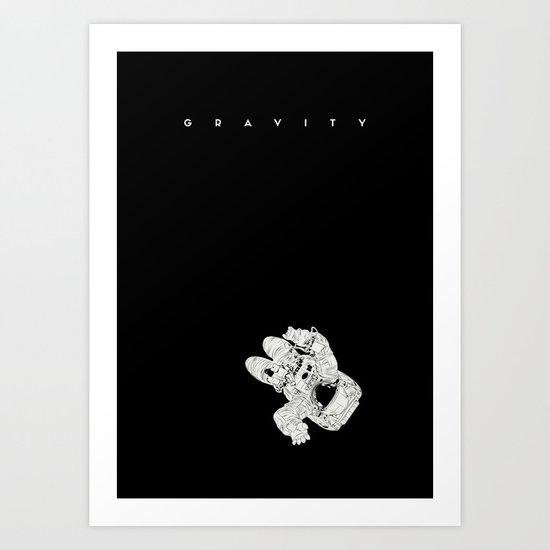 G. Art Print