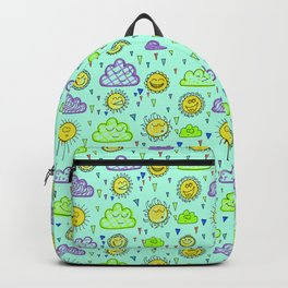 Sunshine in my heart Backpack