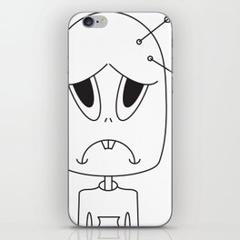Arrow Head iPhone Skin
