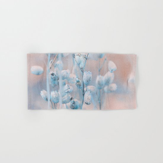 Wild flowers(winter) Hand & Bath Towel