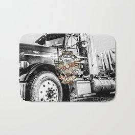 American Trucker Bath Mat