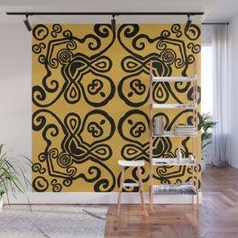 Ornate Wall Mural