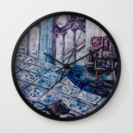 Arps Studio Wall Clock