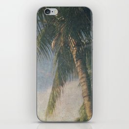Paradise Palms iPhone Skin