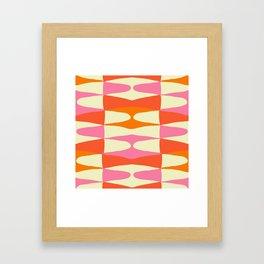Zaha Sixties Framed Art Print