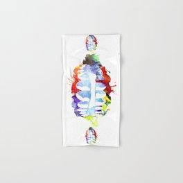 Teeth Hand & Bath Towel
