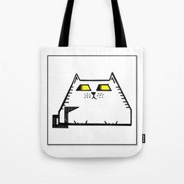 Horizontal KET Tote Bag
