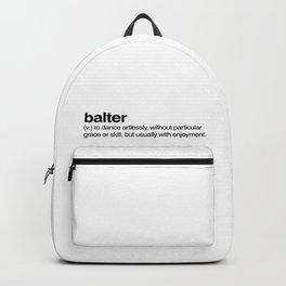 balter Backpack