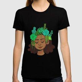 Succulent Crown T-shirt