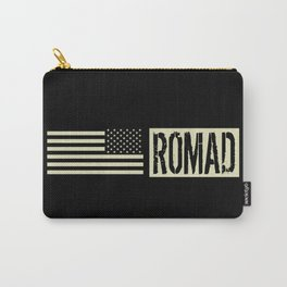 ROMAD (Black Flag) Carry-All Pouch