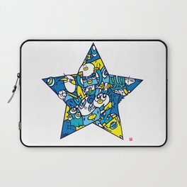 BLUE STAR Laptop Sleeve