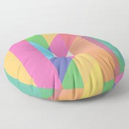 summer memories Floor Pillow