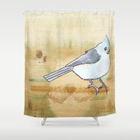 inspiration Shower Curtains featuring Inspiration by Tammy Kushnir