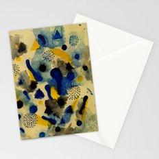 Floating Chemistry Stationery Cards