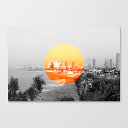Bring me the summer Canvas Print