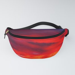 Sunsets Are Proof That Endings Can Be Beautiful Fanny Pack
