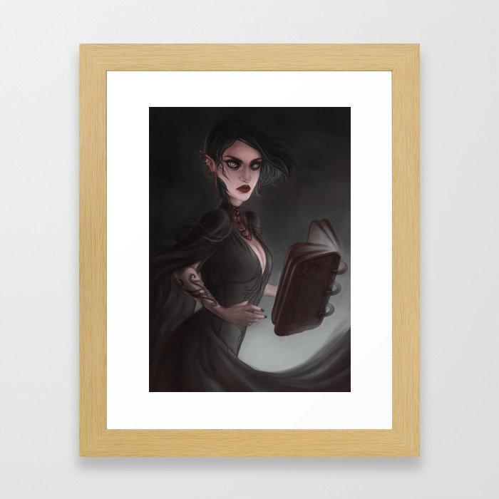 Amren Framed Art Print