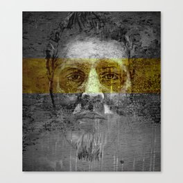 Rosario - bounded series Canvas Print