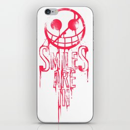 Smiles are In iPhone Skin