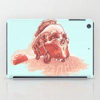 walking dead iPad Cases featuring walking to dead! by zakihamdani