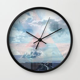 On the Road Wall Clock