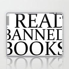 Banned Books Laptop & iPad Skin