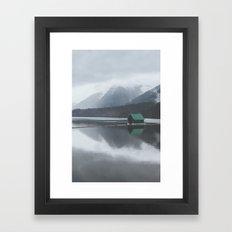 Vancouver Roadtrip I Framed Art Print