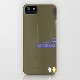 blue east iPhone Case