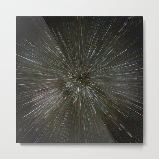 zooming towards stars Metal Print