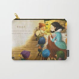 Princess series_Snow White Carry-All Pouch