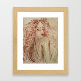 Night Spirit Framed Art Print
