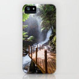 Fletcher Falls Two iPhone Case