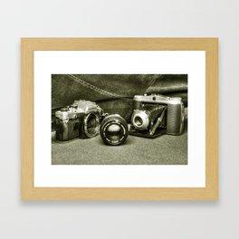 Classic Cams  Framed Art Print