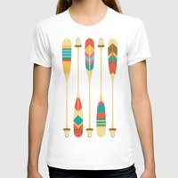 preppy T-shirts featuring Summer Lake by Picomodi