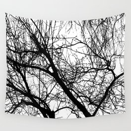Dark forest Wall Tapestry