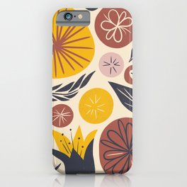 Things That Grow iPhone Case