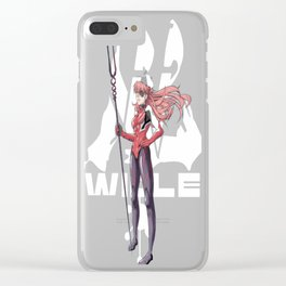 Asuka 3.0 Clear iPhone Case