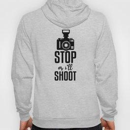 Photographer Hoody