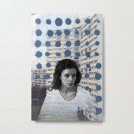 Bundenko collage Metal Print