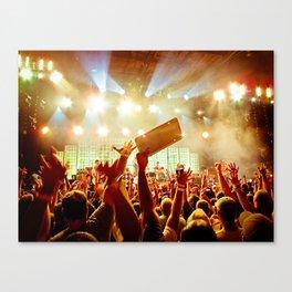 The Crowd at Pearl Jam 20 (PJ20) Canvas Print