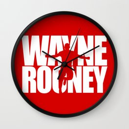 Name: Rooney Wall Clock