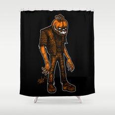 Autumn People 4 Shower Curtain