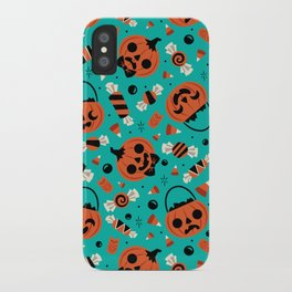 Trick or Treat! iPhone Case