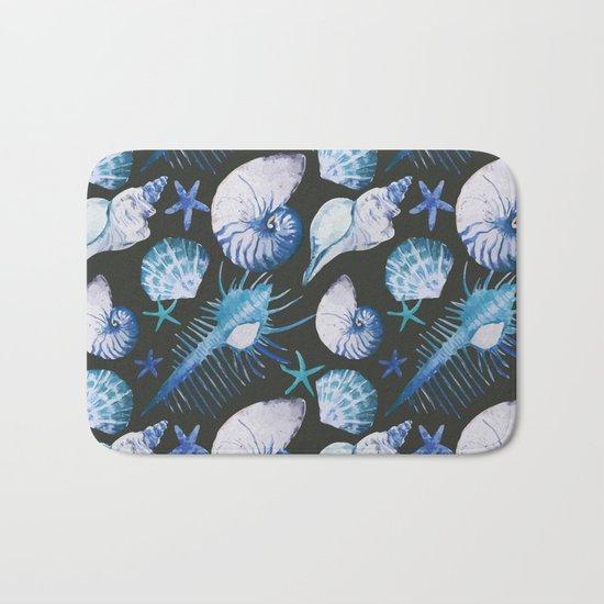 Sea Life Pattern 06 Bath Mat