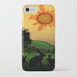My Heart Has Joined the Thousand iPhone Case